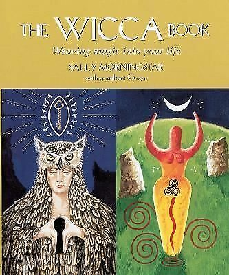 The Wicca Pack by Morningstar, Sally
