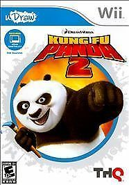 Kung Fu Panda 2 uDraw for uDraw GameTablet - Nintendo Wii, New Nintendo Wii, Nin