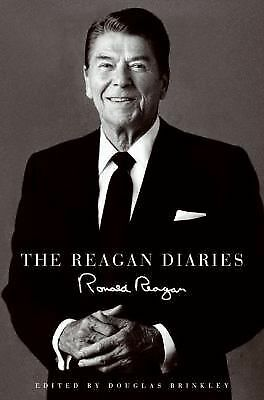 The Reagan Diaries, Ronald Reagan, Good Book