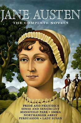 Jane Austen: The Complete Novels, Austen, Jane, Acceptable Book