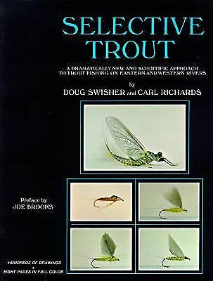 Selective Trout, Richards, Carl, Good Book