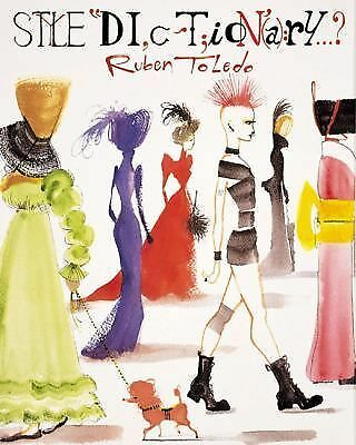 Style Dictionary by Toledo, Ruben
