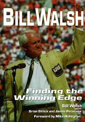 Finding the Winning Edge, Peterson, James, Walsh, Bill, Billick, Brian, Good Boo