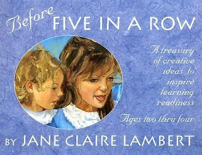 Before Five in a Row, Jane Claire Lambert, Good Book
