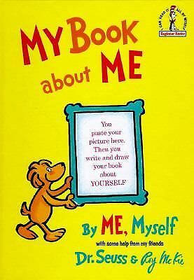 My Book About Me, Dr. Seuss, Roy McKie, Good Book