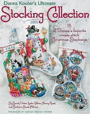 Donna Kooler's Ultimate Stocking Collection(Leisure Arts #4082) by Kooler Desig