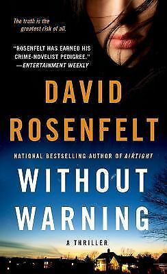 Without Warning by Rosenfelt, David