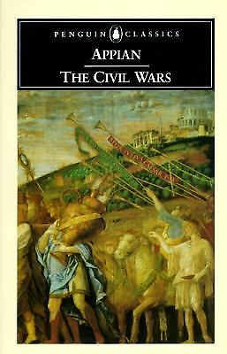 The Civil Wars (Penguin Classics) by Appian