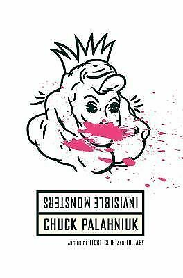 Invisible Monsters: A Novel, Chuck Palahniuk, Acceptable Book