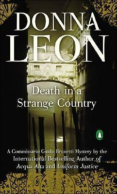 Death in a Strange Country (Guido Brunetti, No. 2) - Leon, Donna - Acceptable Co