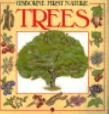 Trees (Usborne First Nature), Thompson, R., Good Book