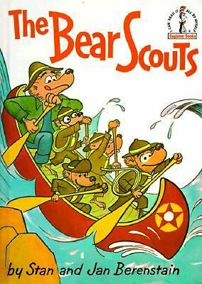 The Bear Scouts, Berenstain, Jan, Berenstain, Stan, Acceptable Book