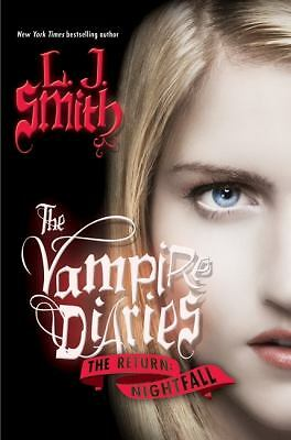 The Vampire Diaries - The Return: Nightfall, Smith, L. J., Acceptable Book