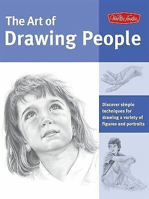 Art of Drawing People: Discover simple techniques for drawing a variety of figur