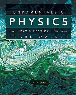 Fundamentals of Physics, Chapters 1-20 (Volume 1) by Halliday, David, Resnick,