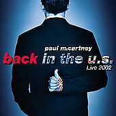 Back in the U.S. Live 2002, , Very Good Live