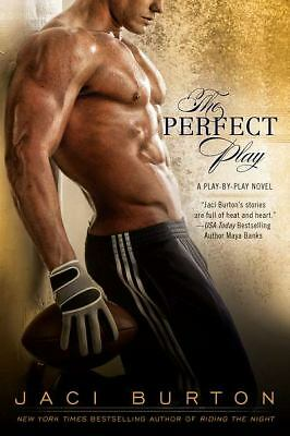 The Perfect Play (A Play-by-Play Novel), Burton, Jaci, Good Book