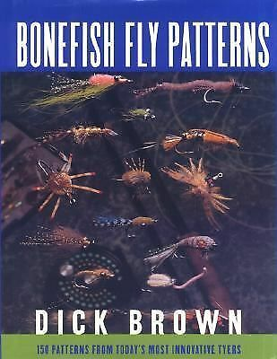 Bonefish Fly Patterns by Brown, Dick