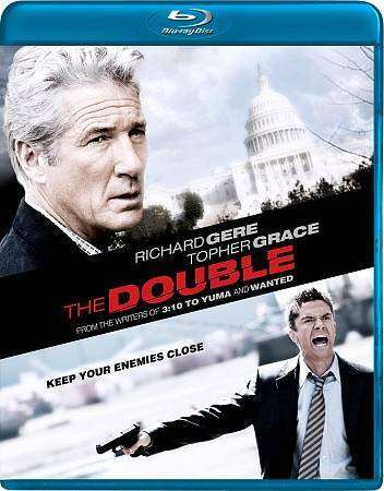 The Double (Blu-ray Disc, 2012, with Original Slipcover)