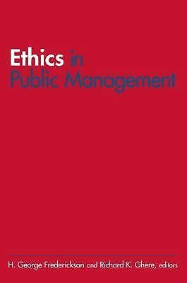 Ethics in Public Management -  - Very Good Condition