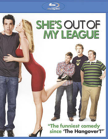She's Out of My League (Blu-ray Disc, 2010)