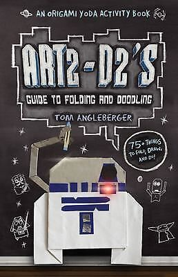 Art2-D2's Guide to Folding and Doodling: An Origami Yoda Activity Book  Anglebe