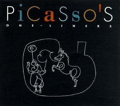 Picasso's One-Liners, , Good Book