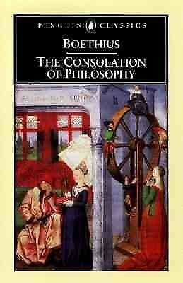 The Consolation of Philosophy (Penguin Classics) by Boethius, Ancius