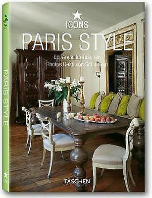 Paris Style (Icon (Taschen)) (French Edition) by