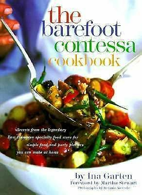The Barefoot Contessa Cookbook by Ina Garten, Martha Stewart