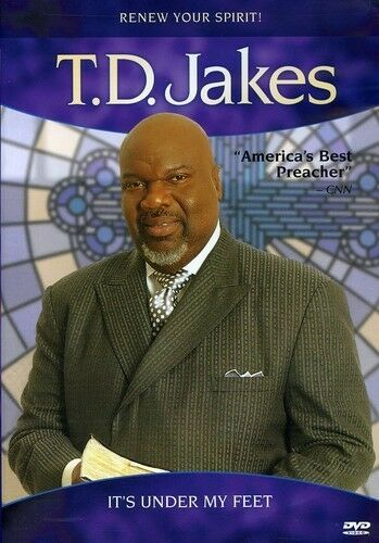 Jakes T D-Its Under My Feet  T.D. Jakes