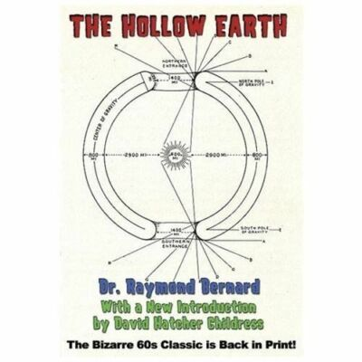 The Hollow Earth: The Bizarre 60s Classic by Raymond Bernard