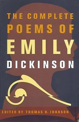The Complete Poems of Emily Dickinson, Dickinson, Emily, Good Book