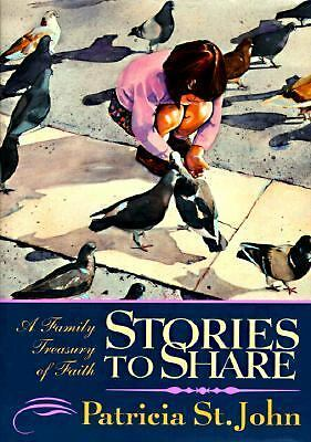 Stories to Share, St. John, Patricia, Acceptable Book
