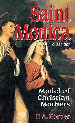 Saint Monica: Model of Christian Mothers - Forbes - Good Condition