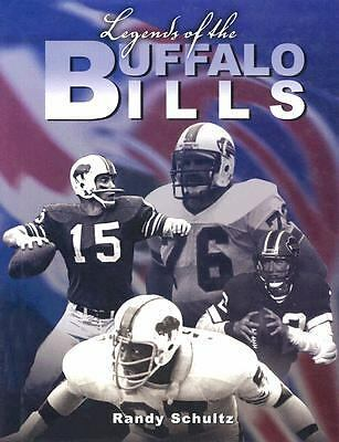 Legends of the Buffalo Bills, Schultz, Randy, Good Book