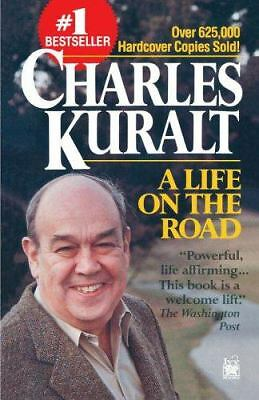 A Life on the Road, Kuralt, Charles, Good Book