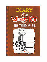 The Third Wheel (Diary of a Wimpy Kid, Book 7), Kinney, Jeff, Good Book