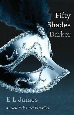 Fifty Shades Darker (Fifty Shades, Book 2), E. L. James, Acceptable Book