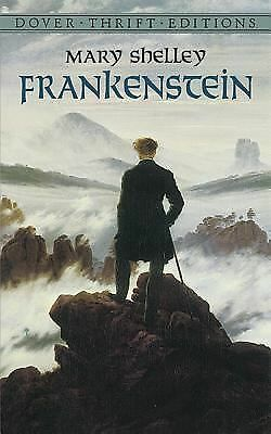 Frankenstein (Dover Thrift Editions), Mary Shelley, Acceptable Book