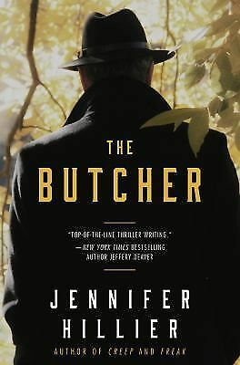 The Butcher by Hillier, Jennifer