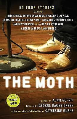 The Moth, , Acceptable Book