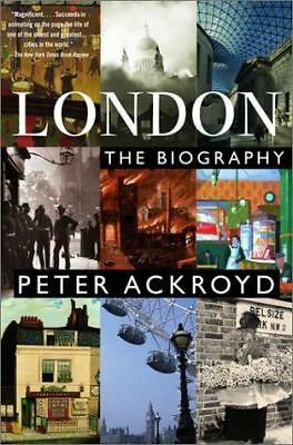 London: A Biography, Ackroyd, Peter, Acceptable Book