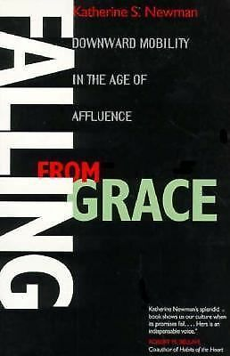 Falling from Grace: Downward Mobility in the Age of Affluence, Newman, Katherine