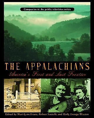 The Appalachians: America's First and Last Frontier, , Good Book