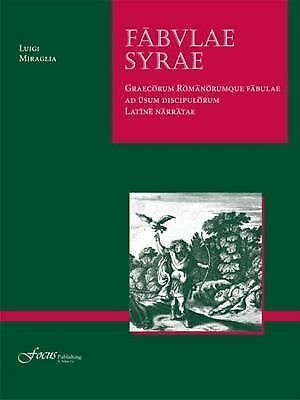 Fabulae Syrae (Lingua Latina), , Good Book