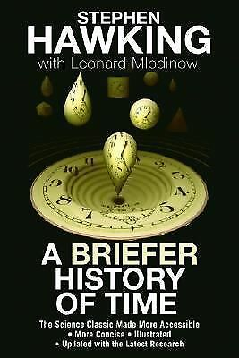 A Briefer History of Time by Hawking, Stephen, Mlodinow, Leonard
