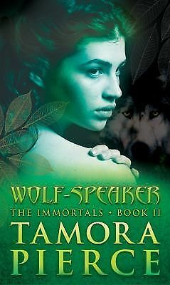 Wolf-Speaker (Immortals #2) - Pierce, Tamora - Good Condition