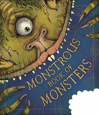 The Monstrous Book of Monsters by Hamilton, Libby
