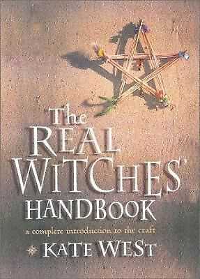 The Real Witches Handbook by West, Kate